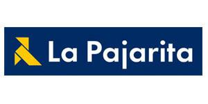 Logotipo LA PAJARITA