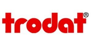Logotipo TRODAT