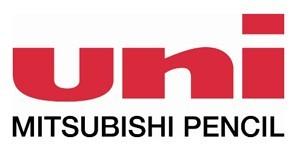 Logotipo UNI MITSUBISHI PENCIL
